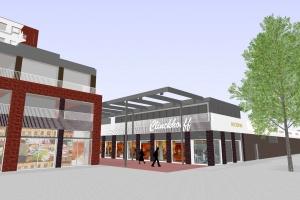 Winkelcentrum Clinckhoeff
