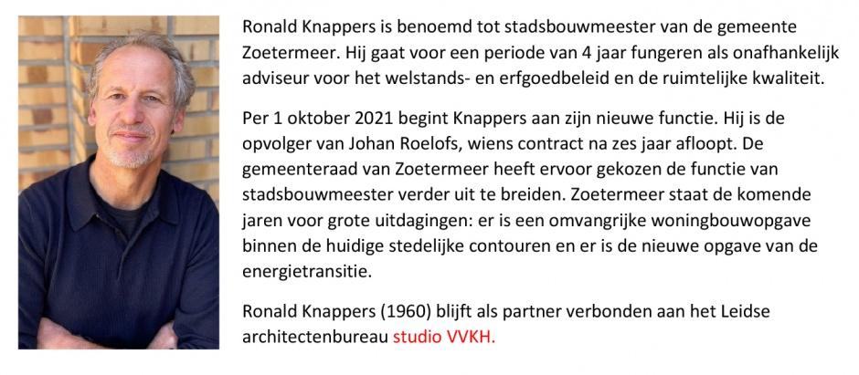 stadsbouwmeester, Zoetermeer
