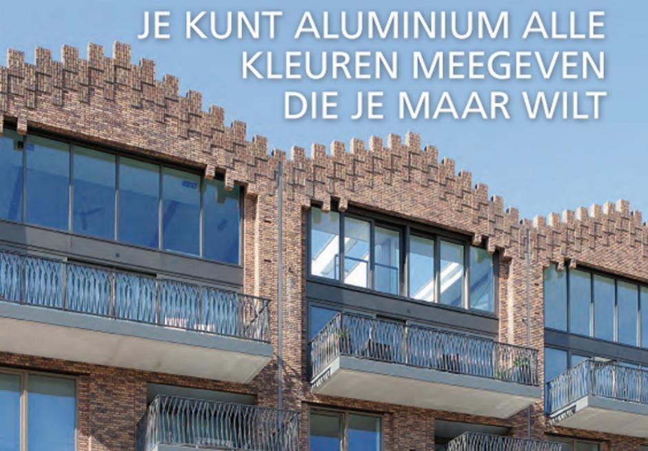 Het Gemaalhuis in Aluminium in de praktijk